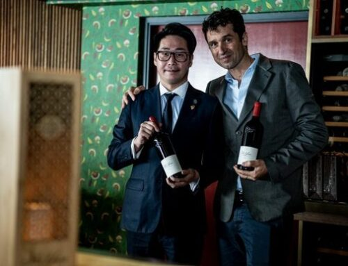 Presentata l'annata 2017 dell'Ao Yun, il vino che viene dall'Himalaia