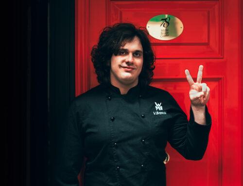 Valerio Braschi firma 12 ricette per promuovere il Piave Dop