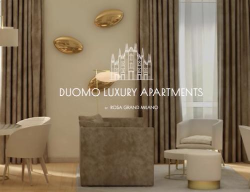 Apriranno a settembre i Duomo Luxury Apartments by Rosa Grand Milano di Starhotels