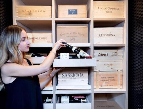 WineTip inaugura un caveau per la conservazione dei vini pregiati