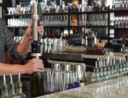 Nasce Coravin Sparkling, il sistema di conservazione per vini spumanti